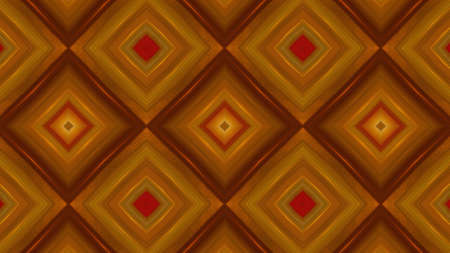 Designer kaleidoscope background with beautiful elements. New trends. Banque d'images