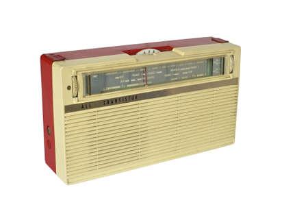 transistor: Utiliza vintage radio de transistores
