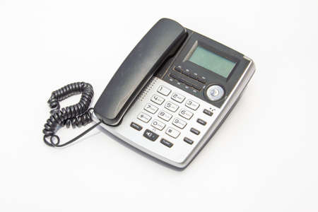 old telephone: telephone old  Stock Photo