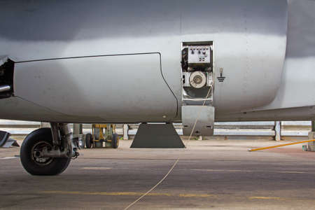 refueling: Refueling of aircraft