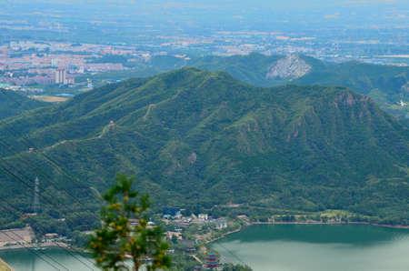 bao: Shisanling reservoir Han Bao Shan