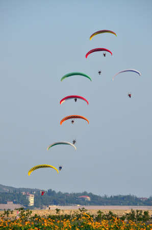 parapente: Paragliding