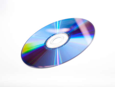 CD on White