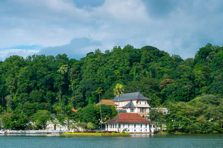 Temple of the Sacred Tooth Relic (Sri Dalada Maligawa) is a Buddhist temple situated in Kandy, Sri Lanka.