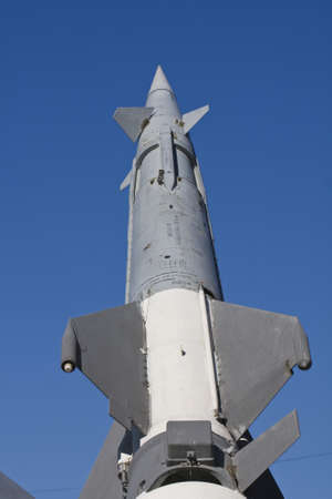 maneuverable: S-125 surface-to-air missile system, museum of military equipment