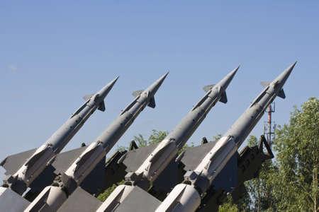 misil: S-125 tierra-aire del sistema de misiles, el museo de equipo militar Editorial