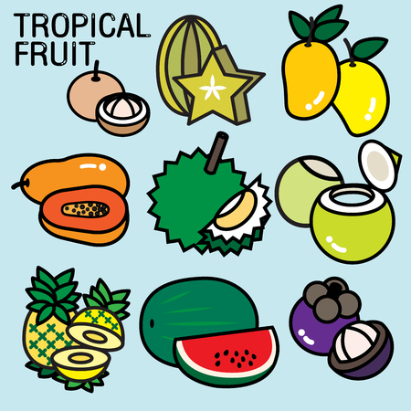 """List of fruit contains the name of fruits are cultivated mostly in countries with warm climates. Mostly they are considered edible in some cuisines. These fruits have different tastes but the are popular some of them are chosen as """"KING OF FRUIT"""" such as"""