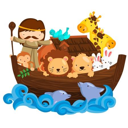 ark: Noah