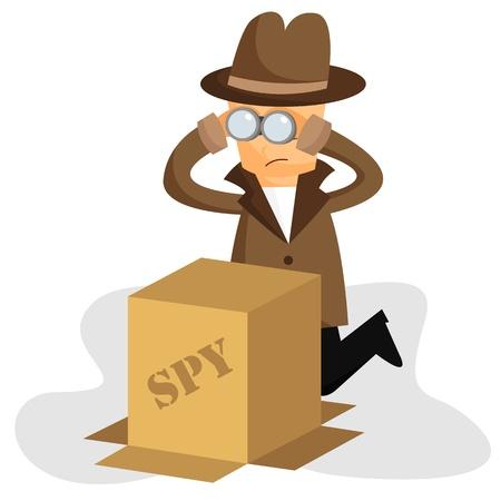 spying: Spying