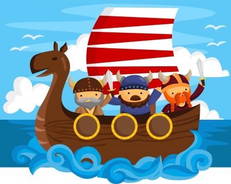 historical ship: Viking