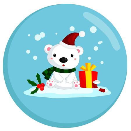 baby bear: Baby Polar Bear