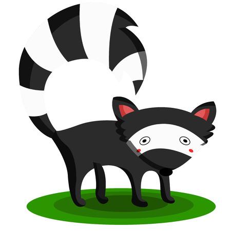 Cute Skunk