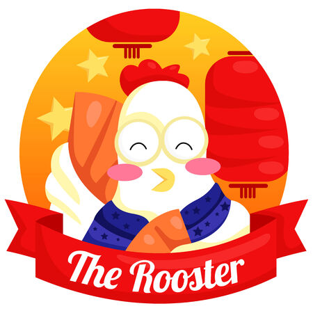 The Rooster Chinese Zodiac