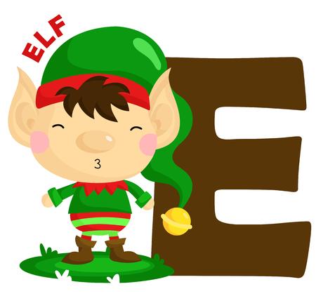 E for Elf Vector