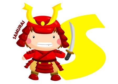S for Samurai