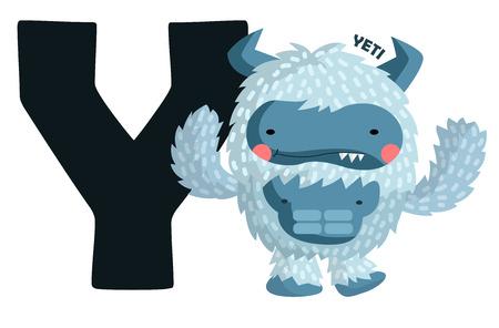 yeti: Y for Yeti