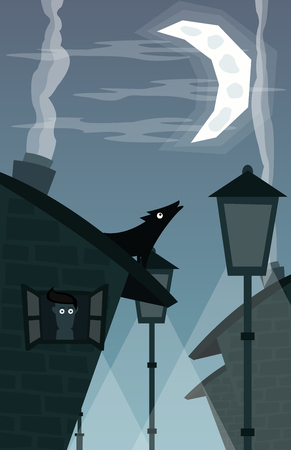 spooky house: Spooky Night