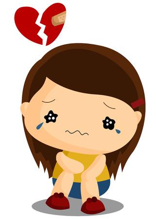 heartbroken: Heartbroken