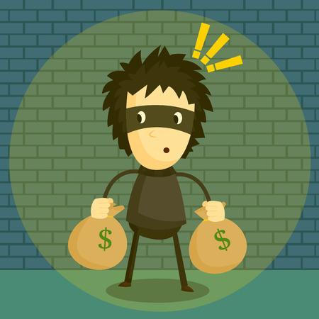 sneaky: Catching Burglar