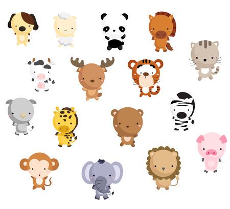 Mammal Vector Set