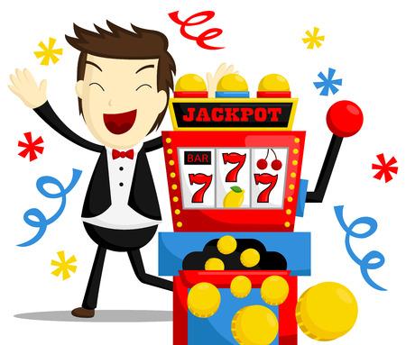 Jackpot Winning