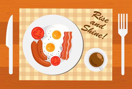 morning breakfast: Morning Breakfast