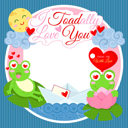madly: I Toadally Love You