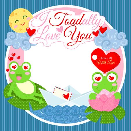 I Toadally Love You