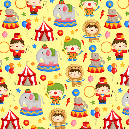 cotton candy: Carnival Circus Background