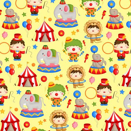 big top: Carnival Circus Background