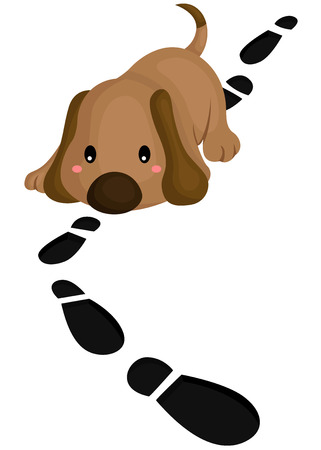 sniffing: Detective Dog