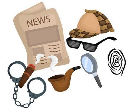 detective: Detective Stuffs