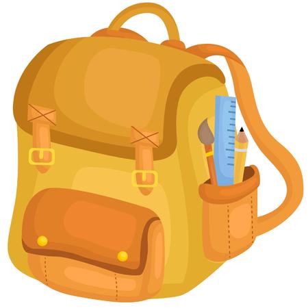 Backpack 일러스트