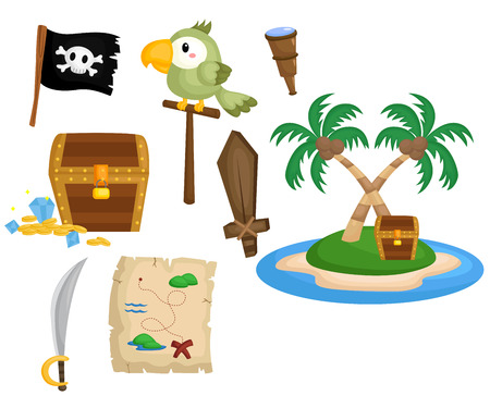 toy chest: Pirate Tools