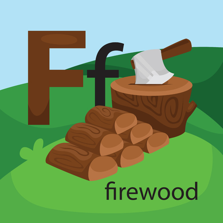 firewood: F for Firewood