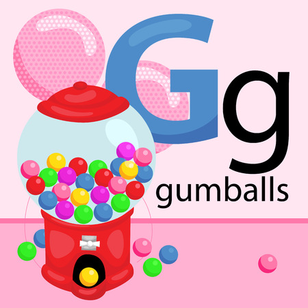 gumball: G for Gumball