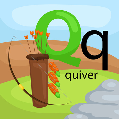 quiver: Q for Quiver Illustration