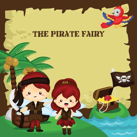 fairy: Pirate Fairy Card