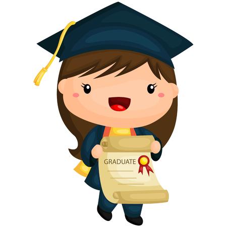 giggle: Graduation Girl