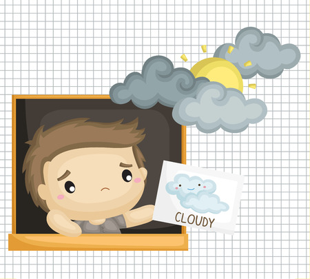 is cloudy: Cloudy Weather