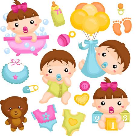 teteros: Bebé En Acción