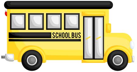 rearview: School Bus