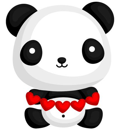 oso panda: Coraz�n de papel de la explotaci�n agr�cola de la panda