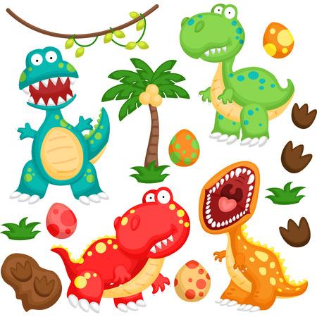tyrannosaurus: The cute tyrannosaurus