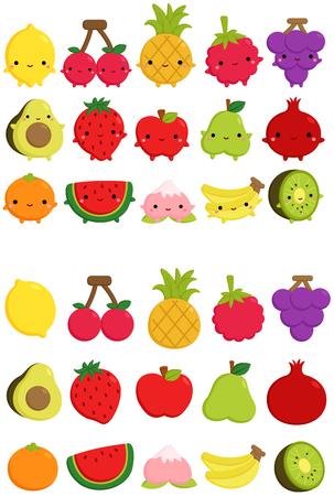 Słodkie owoce Ikona