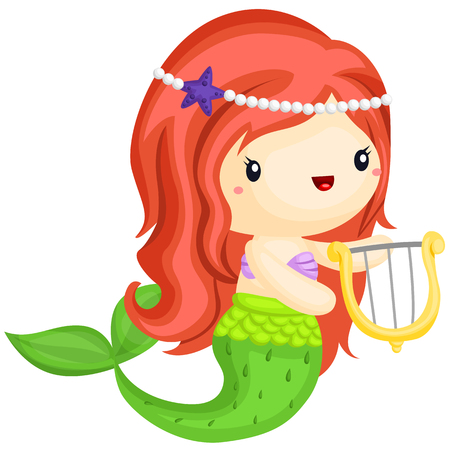 Happy Mermaid