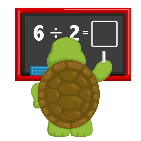 turtle teaching division