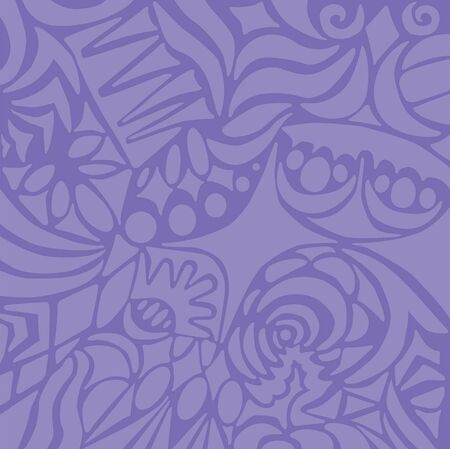 Lilac deco background  Vector