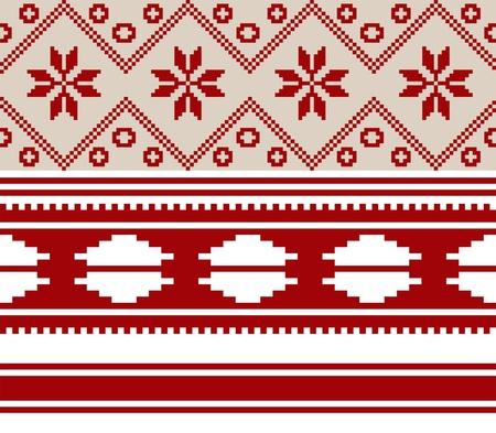 belorussian: Belorussian national ornament two
