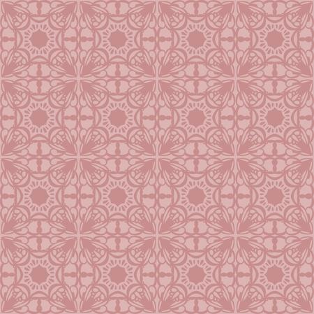 Gentle elegant seamless pattern  Vector